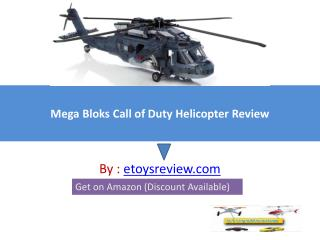 Mega bloks call of duty helicopter review -best rc helicopters