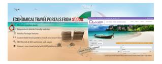 Travel Website & Travel Portal Developments