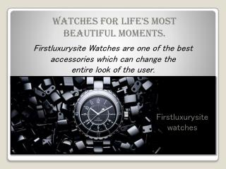 firstluxurysite Awesome Beautiful moments