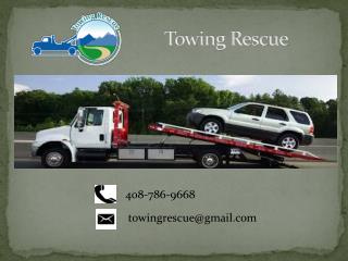 Los Gatos Towing Company – Towing Rescue