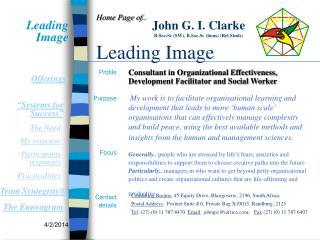 Leading Image