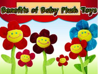 Benefits of Baby Plush Toys