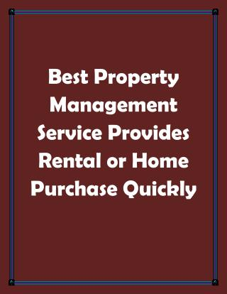 property management companies in Orlando