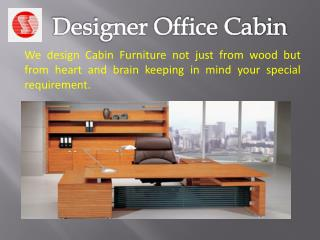 Luxury Office Furniture Manufacturer in India