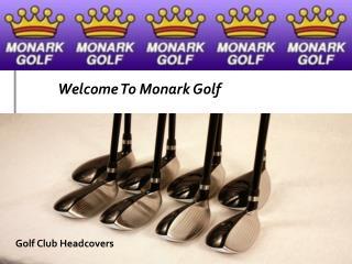 Monark Golf - Golf Club Components Provider