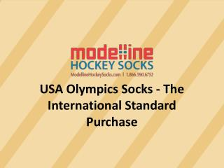USA Olympics Socks The International Standard Purchase