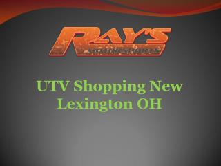 UTV Shopping New Lexington OH