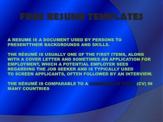 resume cover letter for freshers