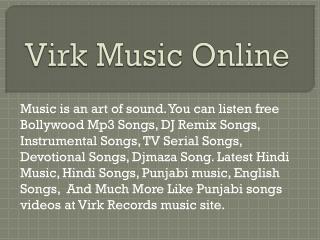 Virk music online