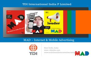 Exclusionary Mobile and Internet Marketing Services by TDI-MAD