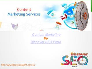 Content Marketing Service | Discover SEO Perth