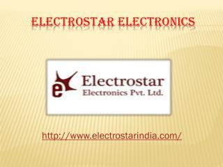 Cfl manufacturers: Electrostar Electronics
