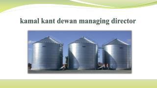 kamal kant dewan managing director