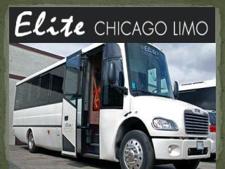 Elite Chicago Limousine Service Chicago Loves