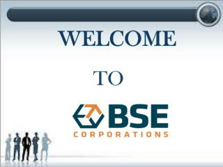 BSE Corporations-Management Consulting Services