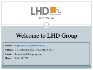 LHD Group Australia