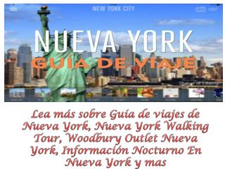 Nueva york paseo