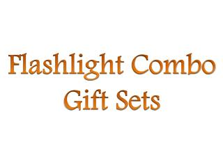 Flashlight Combo Gift Sets
