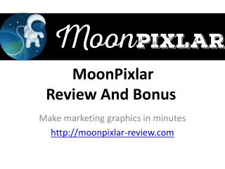 MoonPixlar Review - Graphics Marketing App
