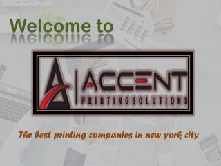 Printing Company NJ