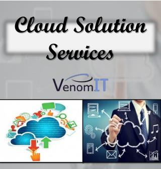 Cloud Solution Services