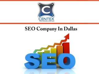SEO Company In Dallas