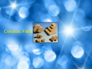 What are the Notable Features of Quality Ceramic Foam Filter?
