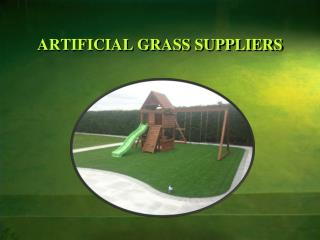 Find the Top Quality Synthetic Grass from Artificial Grass Suppliers