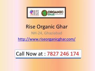 Rise Organic Ghar, Organic Ghar NH 24 Ghaziabad