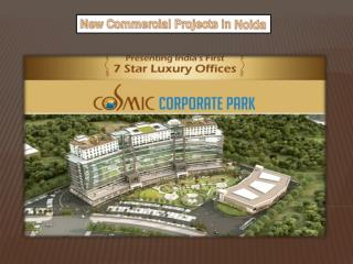 New Commercial and Residential Projects in Noida