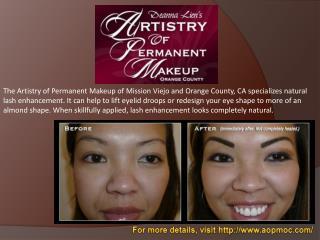 Permanent Makeup Orange County