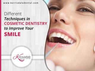 Certified Cosmetic Dentist in Vancouver