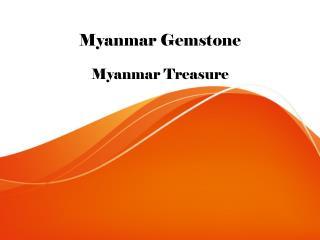 Myanmar Gemstone