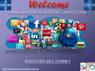 Small Business Internet Marketing | Discover SEO Sydney