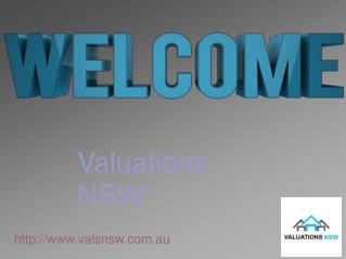 Get Family Law Court Property Valuation With Valuations NSW