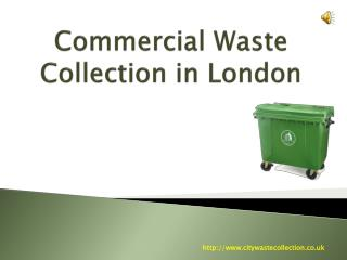 Why We Need Commercial Waste Collection