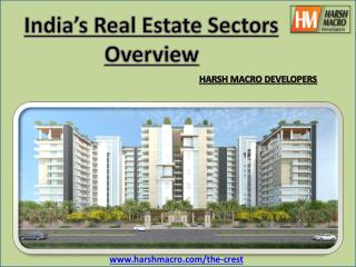 India's Real Estate Sectors Overview