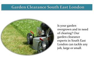 Experienced Rubbish Removal in South East London