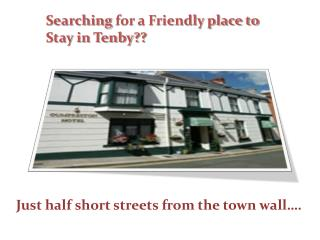 Exclusive Guest Houses in Tenby