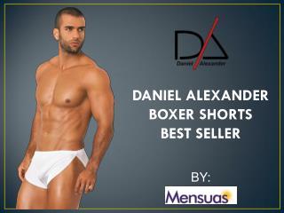 Daniel Alexander Boxer Shorts Best Seller