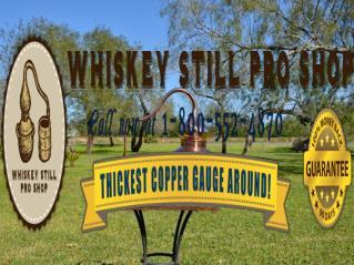 Amazing Whiskey Stills For Sale