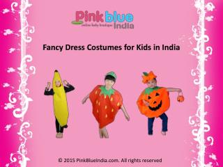 Fruit Costumes for Kids | Childrens Fancy Dress Outfits India
