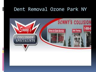 Dent Removal Ozone Park NY