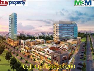 M3M Urbana-Gurgaon-9696200200