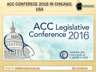 Online Booking Hotels & Flights Ticket For ACC Conference