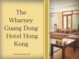 Best Hotel In Wanchai | Wanchai Hotel