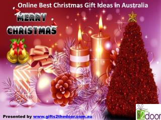 Online Best Christmas Gift Ideas in Australia - Gifts2TheDoor