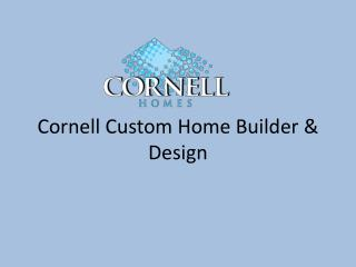 Custom Home Design and Builders
