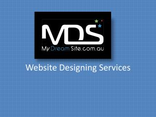 Website Design Services in Melbourne