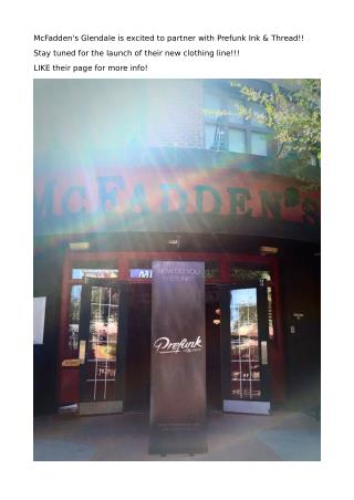 Excellent Happy Hour, Party Venue and Sports Bar in Glendale Arizona Bar